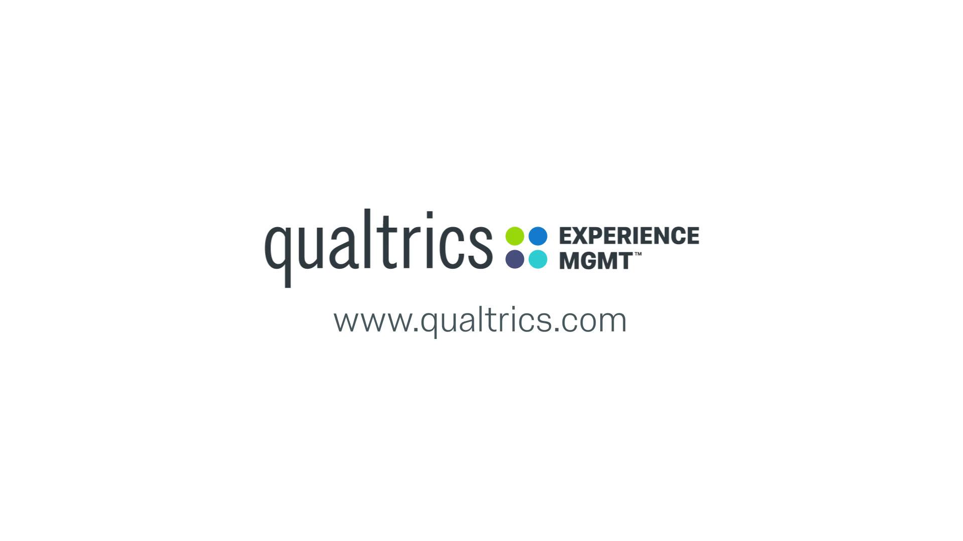 Qualtrics CoreXM