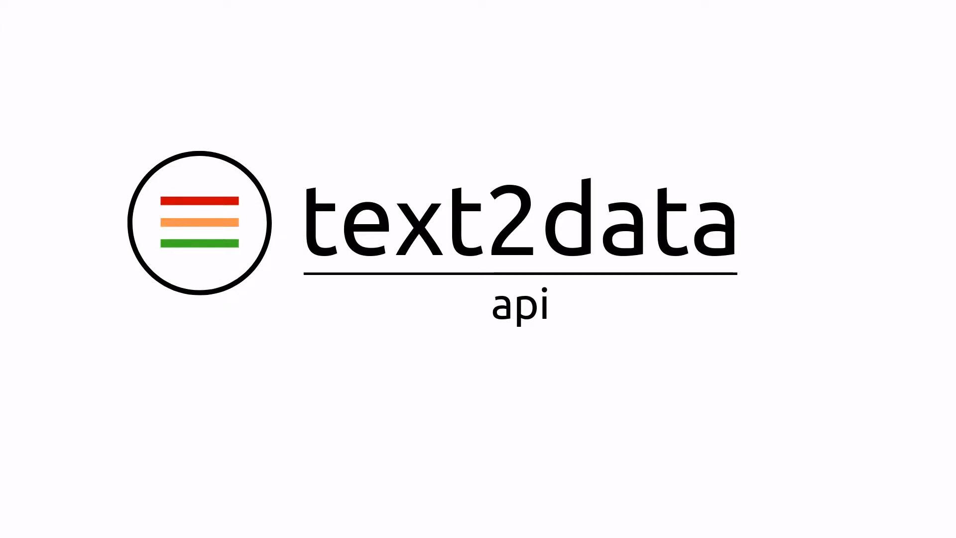 Text2Data