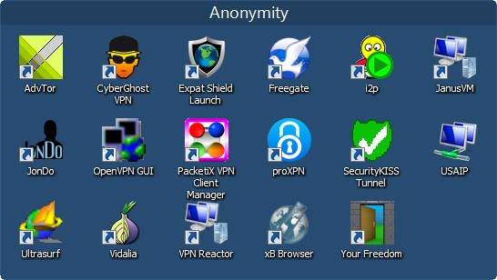 Anonymous Browsing Applications